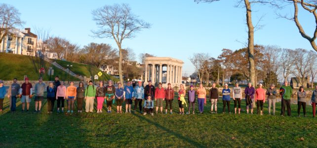 A SHORT STORY ON COLD WEATHER FITNESS AT PLYMOUTH ROCK